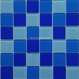 Gạch Mosaic Thuỷ tinh Bể Bơi