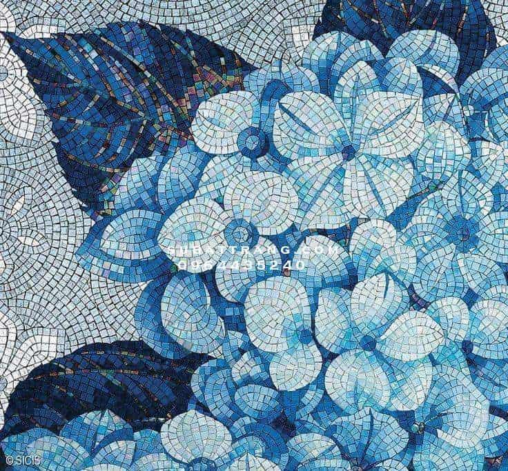 Tranh Mosaic