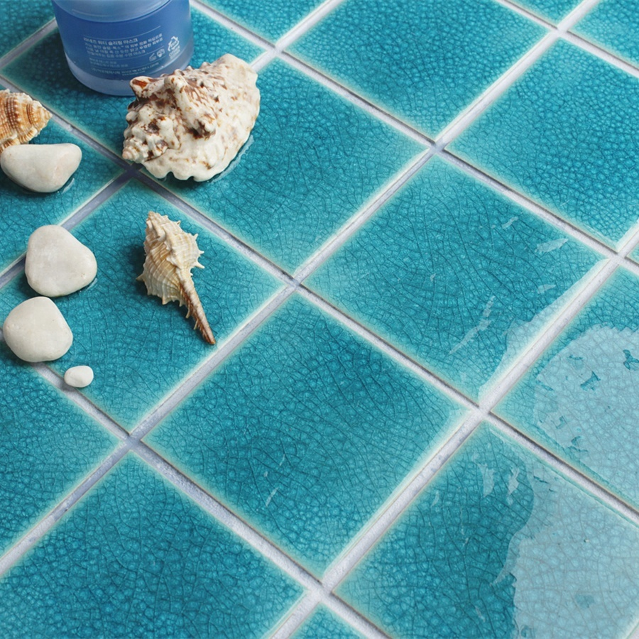 Gạch Mosaic Gốm Bể Bơi